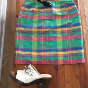 Ralph Lauren vibrant skirt
